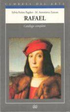 rafael: catalogo completo sylvia pagden m. antoniella zancan 9788446001386