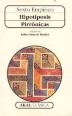 hipotiposis pirronicas-9788446004486