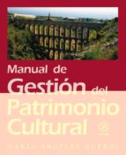 manual de gestion de patrimonio cultural-maria angeles querol-9788446031086