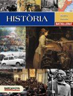 història batxillerat. llibre de l alumne-9788448924386