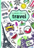 travel (coloreables creativos) 9788466235686