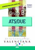 ats/due administracion especial de la generalitat valenciana. gru po b. temario especifico. vol. ii 9788466561686