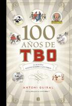 100 años de tbo-antonio guiral conti-9788466660686
