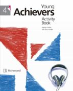 young achievers 4 activity pack (+cd)-9788466820486
