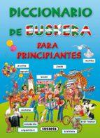 Diccionarios de euskera