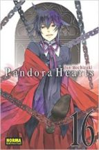 pandora hearts 16 jun mochizuki 9788467917086