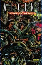 aliens: supervivencia-james vance-guy davis-perry mcnamee-9788467929386