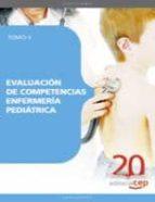 EVALUACION DE COMPETENCIAS ENFERMERIA PEDIATRICA TOMO II