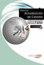 MANUAL ACTUALIZACION DE CELADOR: FORMACION PARA EL EMPLEO