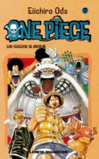 one piece nº 17-eiichiro oda-9788468471686