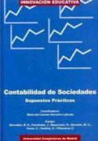 contabilidad de sociedades: supuestos practicos-maria del carmen norverto laborda-9788474917086