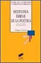 historia breve de la poetica lubomir dolezel 9788477384786