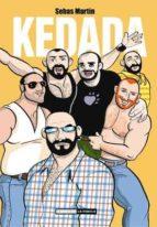 kedada (coleccion novela grafica)-sebas martin-9788478339686
