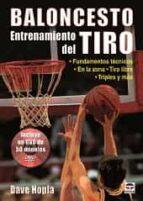 baloncesto entrenamiento del tiro incluye dvd-dave hopla-9788479029586