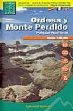 parque nacional de ordesa y monte perdido (guia alpina) marta montmany ollé 9788480903486