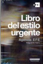 libro de estilo urgente 9788481099386