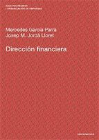 direccion financiera-mercedes garcia-9788483017586