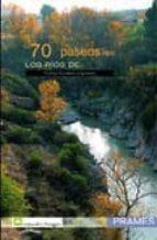 70 paseos por los rios de aragon-9788483211786
