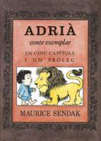 adrià, conte moral en cinc capítols i un pròleg-9788484643586