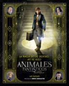 la magia desde dentro: así se hizo animales fantásticos y dónde encontrarlos (ebook)-ian nathan-9788491390886