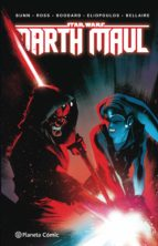 star wars darth maul (tomo recopilatorio) cullen bunn 9788491467786