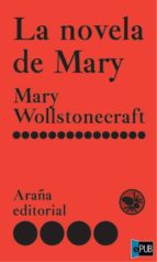 la novela de mary (ebook)-mary wollstonecraft-9788494000386