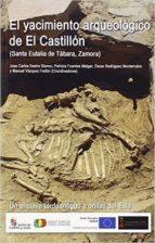 el yacimiento arqueologico de el castillón (santa eulalia de tábara, zamora). un enclave tardoantigu-jose carlos sastre blanco-9788494401886
