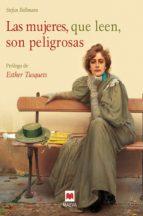 las mujeres que leen son peligrosas-stefan bollmann-9788496231986