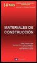 materiales de construccion (formularios tecnicos y cientificos) 9788496486386