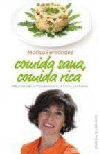 comida sana, comida rica-9788497778886