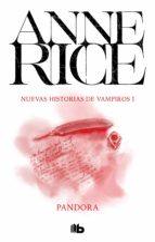 pandora anne rice 9788498723786