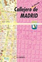 callejero de madrid (de bolsillo)-9788498733686