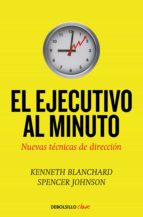 el ejecutivo al minuto (nueva ed. bolsillo)-kenneth h. blanchard-9788499080086