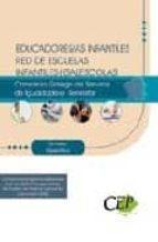EDUCADORES/AS INFANTILES RED DE ESCUELAS INFANTILES (GALESCOLAS) DEL CONSORCIO GALEGO DE SERVIZOS DA IGUALDADE E BENESTAR. TEMARIOESPECIFICO
