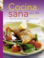 cocina sana para no engordar-9788499281186