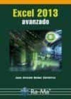 excel 2013 avanzado-juan antonio gomez gutierrez-9788499645186