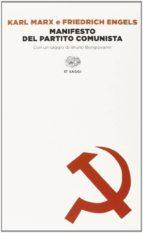 manifesto del partito comunista-karl marx-9788806220686