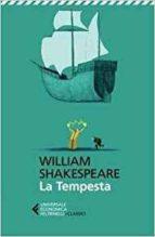 la tempesta. testo inglese a fronte william shakespeare 9788807901386