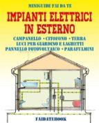 impianti elettrici in esterno (ebook) 9788826091686