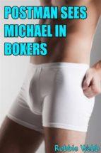 postman sees michael in boxers (ebook)-9788826400686