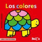 los colores (pequeños curiosos)-9789037493986