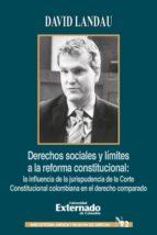 DERECHOS SOCIALES Y LÍMITES A LA REFORMA CONSTITUCIONAL