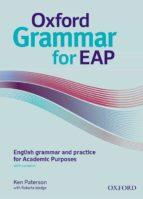 oxf grammar for eap sb w/k 9780194329996