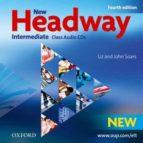 new headway intermediate (4th edition) class audio cds john soars liz soars 9780194768696
