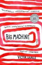 Descarga gratuita de notas de libro Big machine