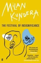 the festival of insignificance milan kundera 9780571316496