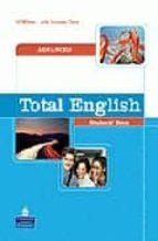 total english advanced workbook & cd rom 9781405822596