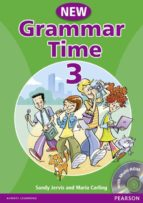 grammar time 3 student book pack: level 3-9781405866996