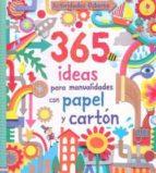 365 ideas para manualidades con papel y carton-9781409543596