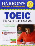 barron s toeic practice exams-lin lougheed-9781438073996